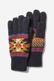 Women's Slope Side Gloves in Blue