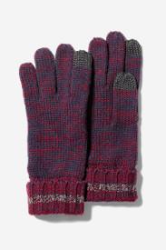 Women's Ravenna Gloves in Gray