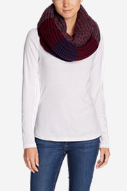 Women's Ravenna Loop Scarf in Gray