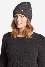 Women's Westbridge Beanie in Gray
