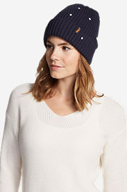 Women's Westbridge Beanie in Blue