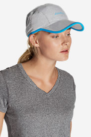 Women's Active Cap in Blue