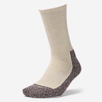 Women's COOLMAX® Trail Crew Socks in Purple