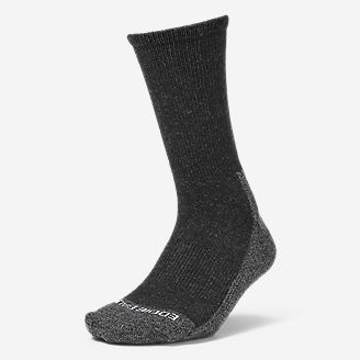 Women's COOLMAX Trail Crew Socks in Gray