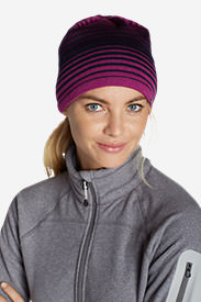 Summit Beanie in Purple