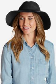 Women's Lost Lake Felt Hat in Black