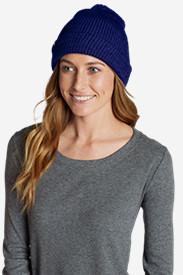 Shasta Beanie in Blue