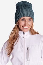 Shasta Beanie in Green