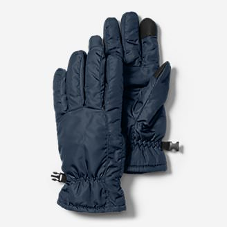 Women's Lodge Down Gloves in Blue