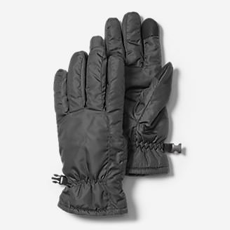 Women's Lodge Down Gloves in Gray