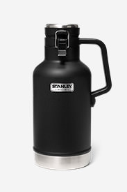 Stanley Classic Vacuum Growler 64 oz. in Black