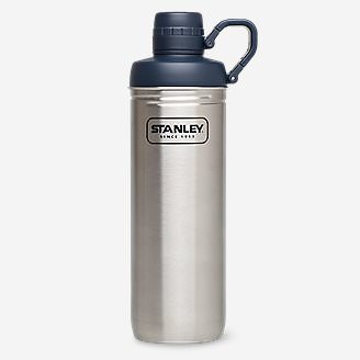 Stanley Adventure Steel Water Bottle 27 Oz. in Gray