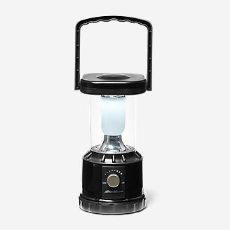 Camp Lantern - 100 Lumens in Black