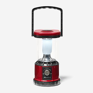 Camp Lantern - 100 Lumens in Red