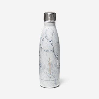 17 Oz. Vacuum Bottle in White