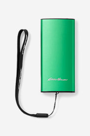 Rechargeable Handwarmer in Green