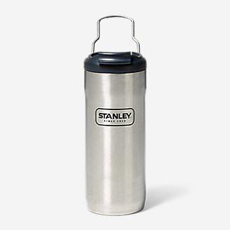 Stanley Locking Steel Mug - 16 oz. in Gray