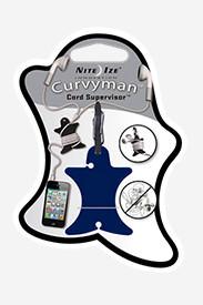 Nite Ize® Curvyman in Blue