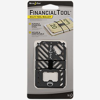 Nite Ize Financial Tool in Black