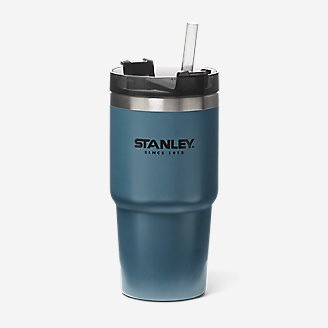 Stanley Adventure Vacuum Quencher 20 oz in Blue
