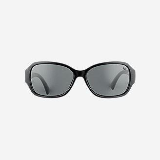 Layna Polarized Sunglasses in Black
