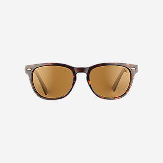 Langley Polarized Sunglasses in Brown