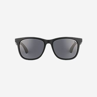 Preston Polarized Sunglasses in Black