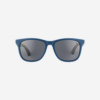 Preston Polarized Sunglasses in Blue