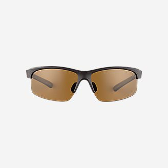 Highridge Polarized Sunglasses in Brown