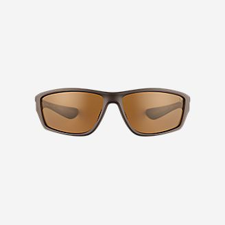 Ketchum Polarized Sunglasses in Brown