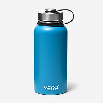 O2Cool 32-oz Sequoia Bottle in Blue
