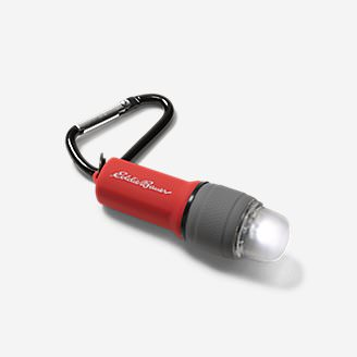 Eddie Bauer Mini Waterproof Light in Red
