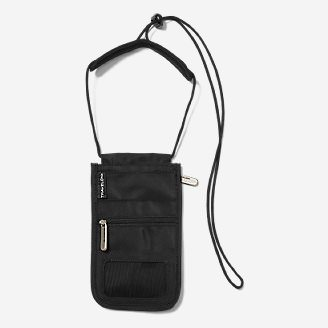 Travelon RFID Travel Pouch in Black