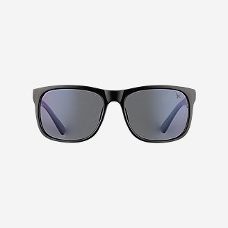 Tilton Polarized Sunglasses in Black