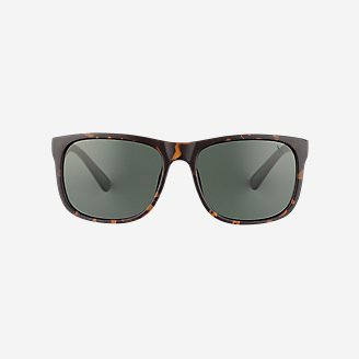 Tilton Polarized Sunglasses in Brown