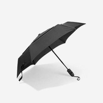 Auto Open/Close Umbrella in Black