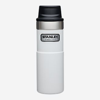 Stanley One-Hand Vacuum Mug 2.0 - 16 oz. in White