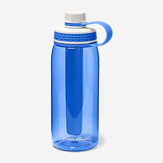 Freezer Water Bottle - 32 oz. in Blue
