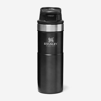 Stanley Trigger-Action Travel Mug - 16 Oz. in Gray