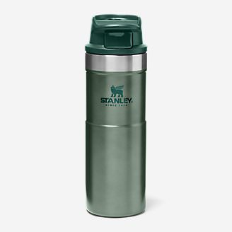 Stanley Trigger-Action Travel Mug - 16 Oz. in Green
