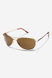 Suncloud® Patrol Sunglasses - Gold in Yellow