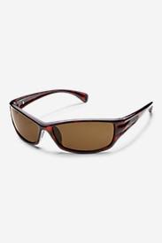 Suncloud Hook Sunglasses - Havana in Brown