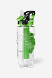32-Oz. Freezer Water Bottle in Green
