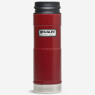 Stanley Classic One-Hand Vacuum Mug 16 Oz. in Red