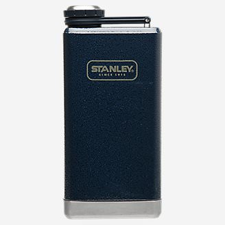 Stanley 8 oz Adventure Flask in Blue