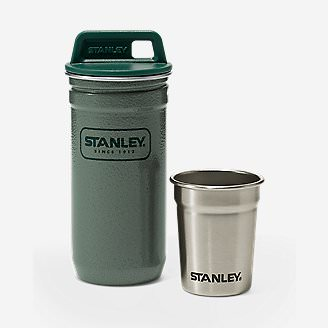 Stanley Adventure Shot Glass Set in Green