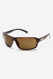 Suncloud® Tailgate Sunglasses - Brown in Brown