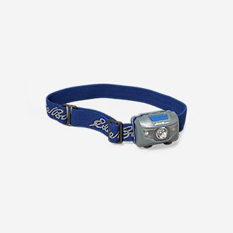 LED Headlamp in Blue