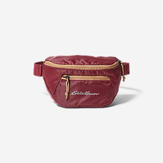 Stowaway Packable Waistpack in Red