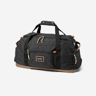 Bygone 45L Duffel in Black